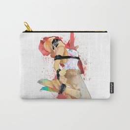 Shibari - Japanese BDSM Art Painting #6 Carry-All Pouch