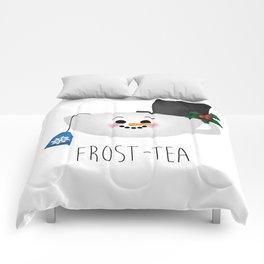 Frost-tea Comforters