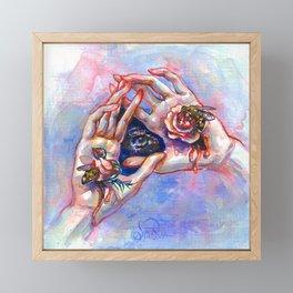 Viewer Framed Mini Art Print
