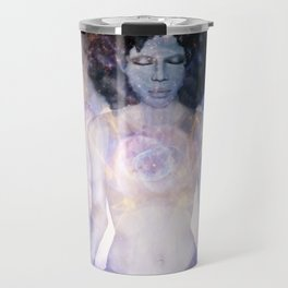 Silence | Mystical Mindfull Meditation Travel Mug