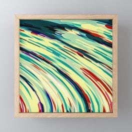 Retro Rush Framed Mini Art Print