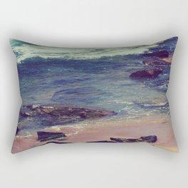 Retro style hot of Avalon beach Rectangular Pillow