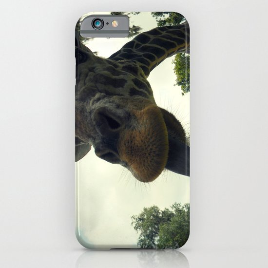 Giraffes are Silly. iPhone & iPod Case