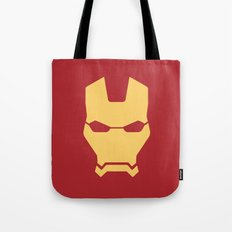 Iron man superhero Tote Bag