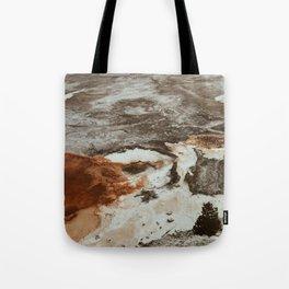 Wyoming/Mars Tote Bag