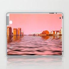 High Tide in Ayr  Laptop & iPad Skin