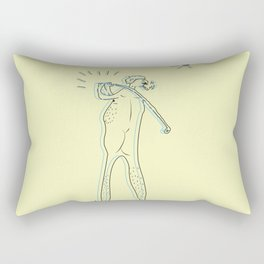 Mulligan Rectangular Pillow