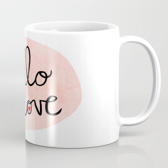 Hello Love Mug