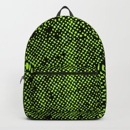 Simple Promise Neon Green 0316 Backpack