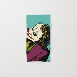 Joker So Serious Hand & Bath Towel