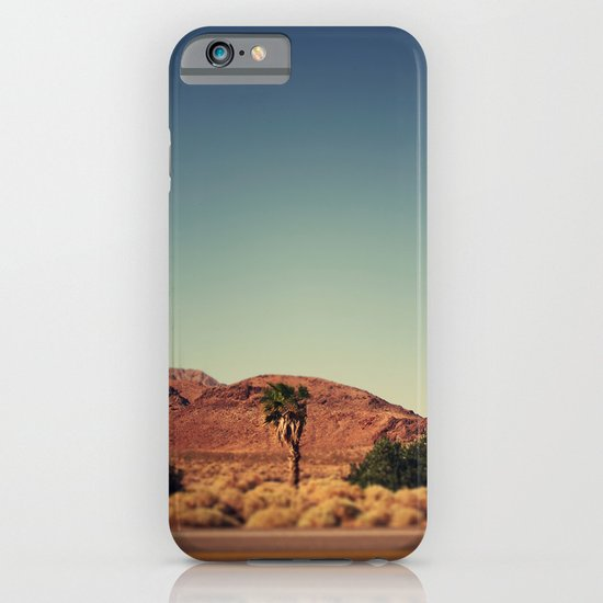 Joshua Tree. iPhone & iPod Case