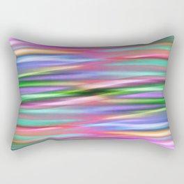 Multicolored lines no. 3 Rectangular Pillow
