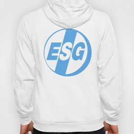 ESGtd. album blue Hoody