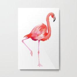 Flamingo #2 Metal Print