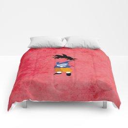 Kid Saiyan Comforters