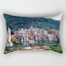 Cinque Terre - Manarola Rectangular Pillow