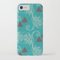 chelsea iPhone & iPod Cases featuring Chelsea by Claire Smillie
