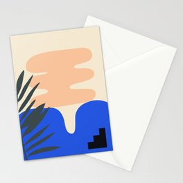 Shape study #14 - Stackable Collection Stationery Cards