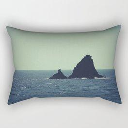 Santorini, Greece 12 Rectangular Pillow