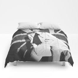 Old British Top Model Comforters
