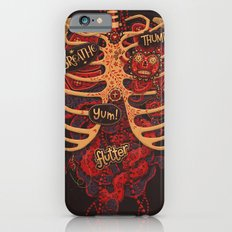 Anatomical Study - Day of the Dead Style Slim Case iPhone 6