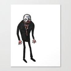 Dead Man Walking Canvas Print
