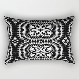 Om Rectangular Pillow