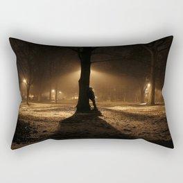 Foggy in My Mind Rectangular Pillow