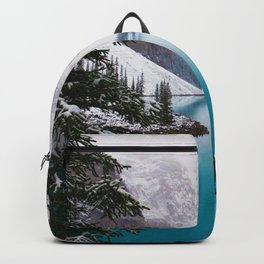 Paradise in the Mountains (Color) Backpack