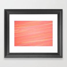 Flakes 3094 Framed Art Print