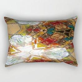 Interception Rectangular Pillow