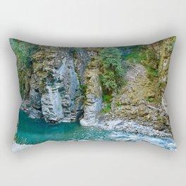 othello tunnels, 2017 Rectangular Pillow
