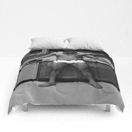Hot Chef Comforters