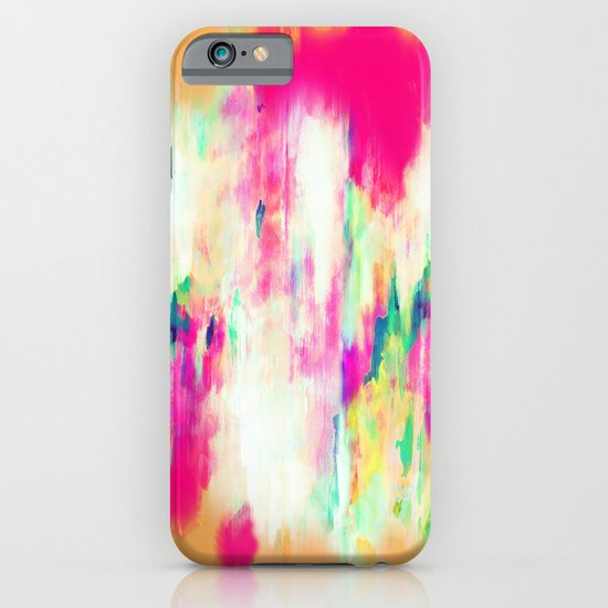Electric Haze iPhone & iPod Case
