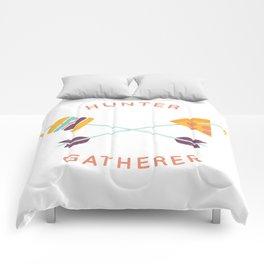 Hunter Gatherer Comforters