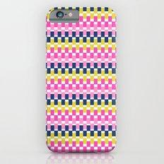 COLOURFUL BLOCKS Slim Case iPhone 6s