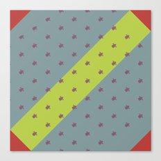 Crossover Canvas Print