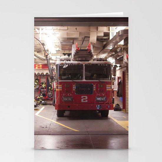 night rescue... Stationery Cards