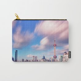 Shangai sky Carry-All Pouch