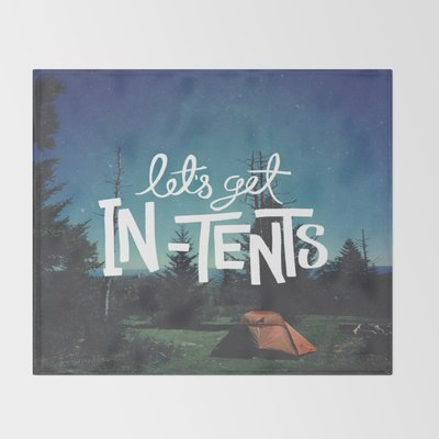 Let's Get In-Tents
