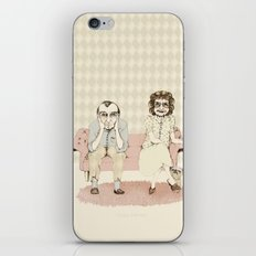 45 years married! iPhone & iPod Skin