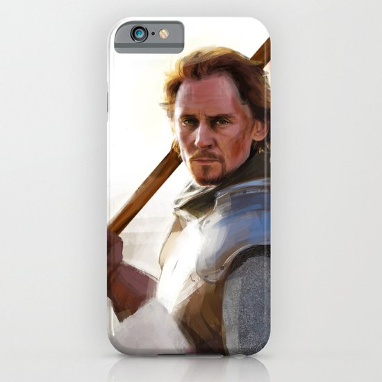 """Once More unto the Breach"" iPhone & iPod Case"