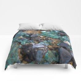 Broken Glass Comforters