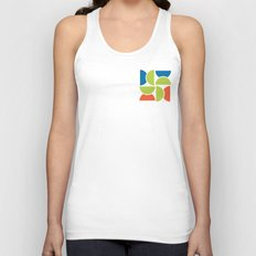 Lime Squeeze Unisex Tank Top