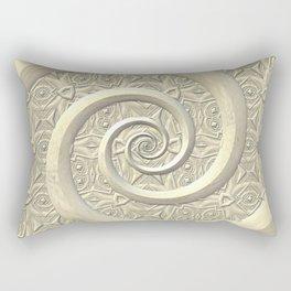 Ivory Rectangular Pillow