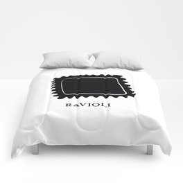 Pasta Series: Ravioli Comforters