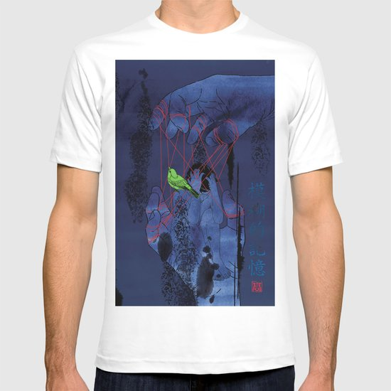 Fade Into The Blue-模糊的记忆 T-shirt