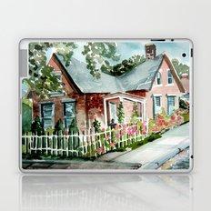 German Village House in Columbus, Ohio Laptop & iPad Skin