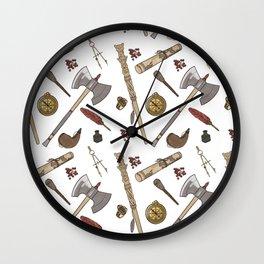 Vern Wall Clock