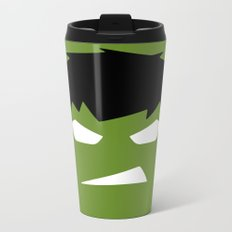 The Hulk Superhero Metal Travel Mug